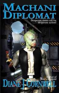 Machani Diplomat Cover